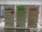 北京易拉宝X架门型展架卡布立屏快幕秀等展具专业制作
