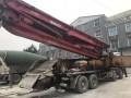 转让2012年52米泵车,奔驰地盘!