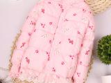 厂家直销儿童羽绒服 新款童装羽绒服外套 韩版印花品牌童装 儿童