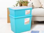 麦宝隆 款收纳箱/百纳箱/储物箱/塑料整理箱/塑料收纳箱 0218