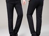 男士休闲西裤夏季新款男装直筒正装裤商务高档裤子西装裤