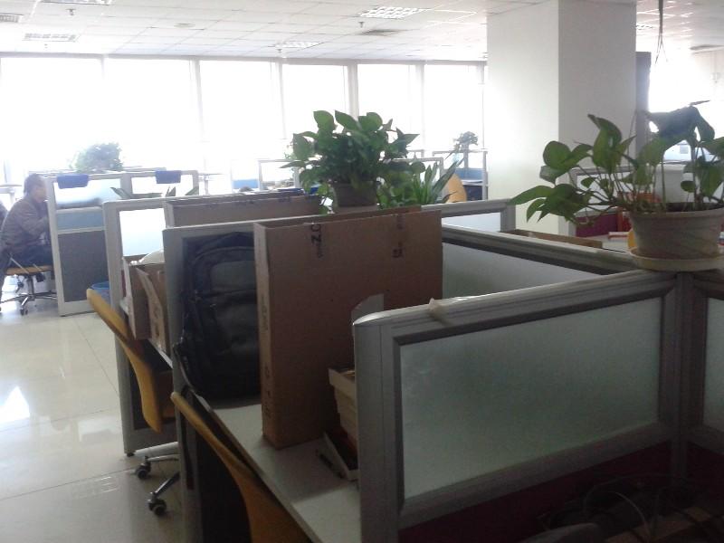 坤讯大厦600平米精装修写字楼优惠出租
