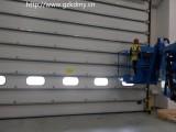 广州工业滑升门 提升门 电动卷门 自动门保温门 生产维修