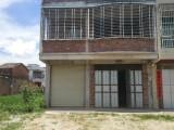 麻陂中心小学路段112平米地皮带新建两层楼出售