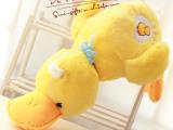 超大毛绒黄色鸭子鸭宝宝毛绒玩具公仔趴趴鸭鸭娃娃大抱枕1米duck