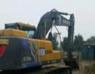 沃尔沃 EW210C 挖掘机          (便宜转让个人挖