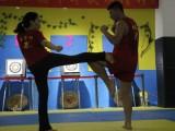 天河區散打博擊 雙節棍 短棍專業訓練中心