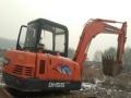 求购二手新源40、50、60、70挖掘机回收二手国产中型挖机
