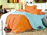 2.5米宽纯天然活性印染 双经双纬纯棉帆布 纯色 单色床上用品布
