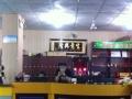 内蒙古代理伯爵中式黑八钢库台球桌、台球俱乐部专用台