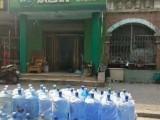 建华大街送水 槐中路万达广场送水 乐百氏桶装水送水电话
