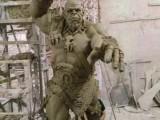魔兽世界人物模型出租魔兽主题展览