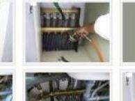 天津专业清洗地暖用的是高压脉冲清洗机神器方便快捷
