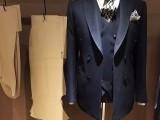 昆明荷森西服定制,Hosen职业装婚礼服正装量身定制