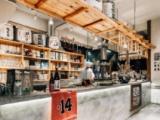 甜品店设计选和璞设计餐饮设计,专业从事特色餐饮设计
