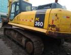 出售二手小松360-7挖掘机,车况性能好,全国包送