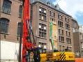 梧州市贺州市中联旋挖桩机基础公司专业低价格承接桩基础施工工程