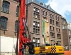 钦州市防城港桩基础工程施工公司承接旋挖桩机长螺旋桩机基础工程