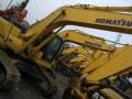小松240-8,二手挖掘机纯土方车