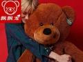 泰迪熊公仔抱