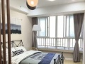 中心区新罗世界 1室1厅60平米 豪华装修 押一付一