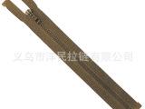 厂家批发零售定制3#开尾树脂条装拉链、服装、门襟、箱包拉链