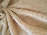 供应6535珠粒网眼天鹅绒 染涤不染棉 纬编针织面料