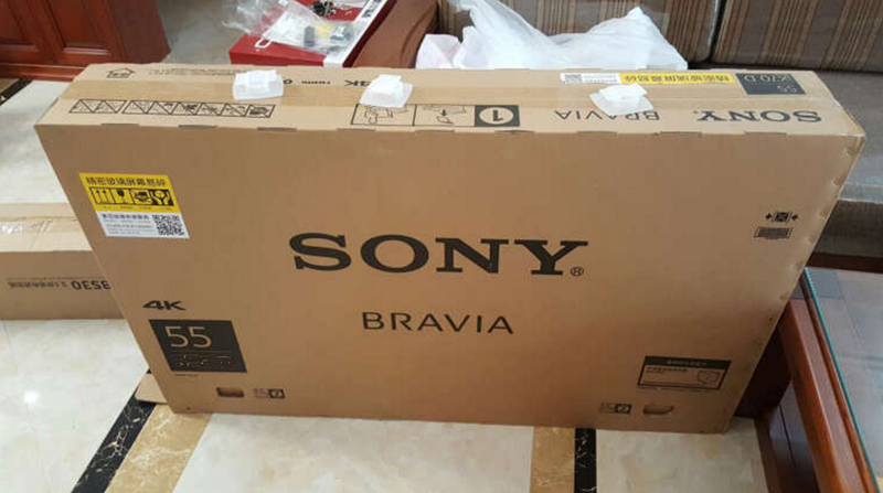 55寸正品索尼超薄电视可WiFi上网