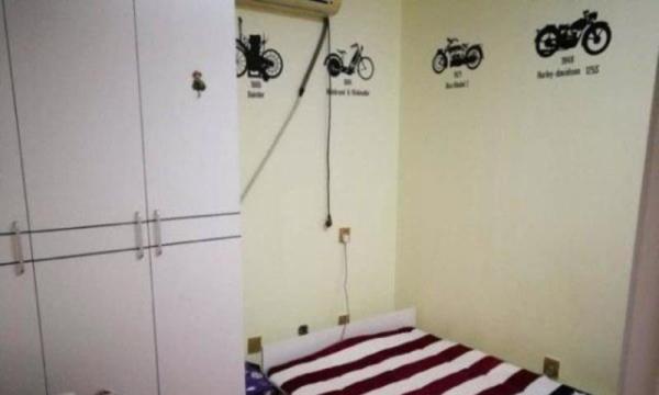 中央城精装4室合租 家具家电齐全 环境舒适 出行便利拎包入住