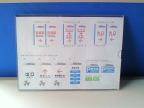 A4蓝色亚克力盒专业 定做优质长期供应有机盒子  批发
