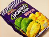 进口休闲食品 越南批发 沙巴哇菠萝蜜干果100g 超好吃