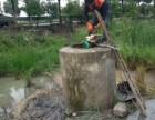 日照市政疑难管道管道疏通潜水打捞管道封堵大型污水管道