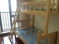 信义嘉御山精装卧室,小区环境优雅,交通便利