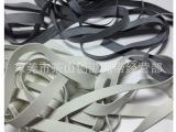 现货供应 高品质天然乳胶丝 弹力 白色橡胶带 3分-1寸多种宽度