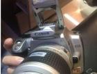 佳能单反相机350D套机带镜头,银色绝版 价格便宜500