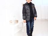 2014冬装新款男童M棉衣外套 韩版中大儿童高档纯棉加厚大男童外