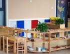 蒙氏特色教育的幼儿园