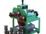 福建电机功率全自动双头弯管机防城港市50型电动平台式弯管机