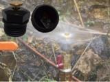 4分DN15塑料雾状 雾化 可调水状 草坪灌溉园林农业微喷工具