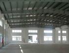 桥头各种类型大小厂房300到30000平米火爆招租