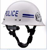 德式防暴头盔 警察勤务头盔,交警执勤头盔