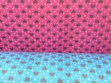 纯棉印花斜纹棉布料 床品服装宝宝衣裤面料 卡通可爱 质量好