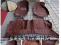 柳州批发汽车丝圈脚垫/专用全包围脚垫/硅胶地垫