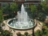太原大型音乐喷泉设计制作太原漂浮喷泉制作太原假山喷泉生产