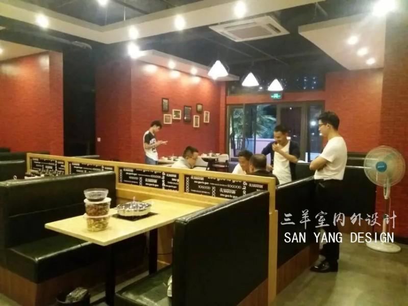 湛江餐厅装修 美容院 美发店 办公室 商场设计装修