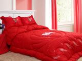 皇家贵族家纺 天鹅绒绣花被子 纯棉四件套 床上用品批发