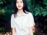2015夏款短袖衬衫文艺清新纯棉衬衫白色短袖衬衫女式衬衫