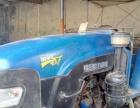 转让 农用车大拖拉机 带旋耕机 粉碎机