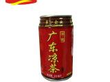 厂家加工定制 310ml广东健康凉茶饮料 降火凉茶饮料系列【豪园