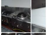 餐饮业酒店厨房油烟机油烟管道清洗